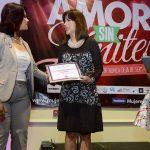 """Congreso de Mujeres Maximo denominada """"Amor al Limite""""."""