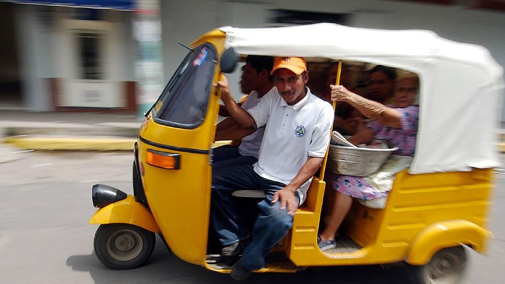 Mototaxis: un popular, pero inseguro modo de viajar