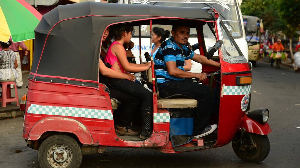 Mototaxis: un transporte popular, pero inseguro