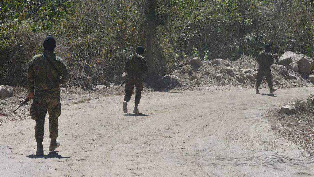 Un policía y varios pandilleros muertos tras enfrentamiento en San Vicente