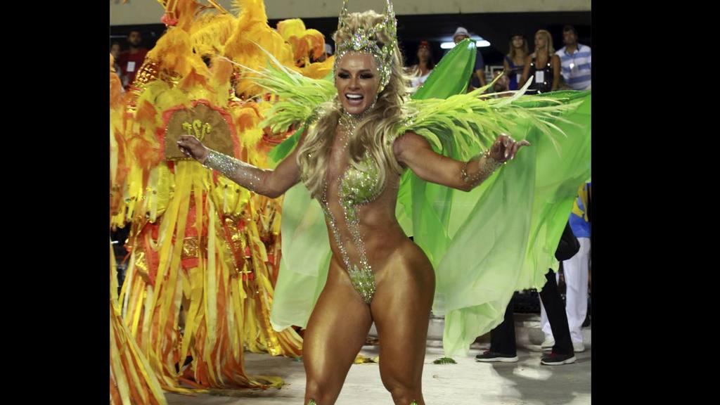 Rio de Janeiro al ritmo de la samba