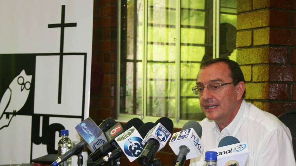LA UCA PIDE QUE SE INVESTIGUE A AUTORES INTELECTUALES DE MATANZA DE JESUITAS