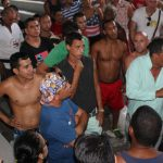 Cubanos varados en Panamá