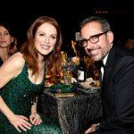 Julianne Moore y Steve Carell, entre los presentadores de los Óscar