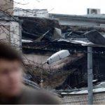 Incendió en Moscú