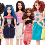 Barbie lanza nuevos cuerpos