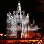 Video mapping en El Salvador