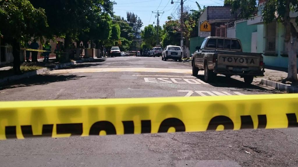 Tres hermanos asesinados en Usulután