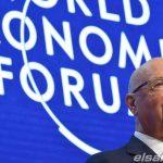 President and Founder of the World Economic Forum Klaus Schwab speaks