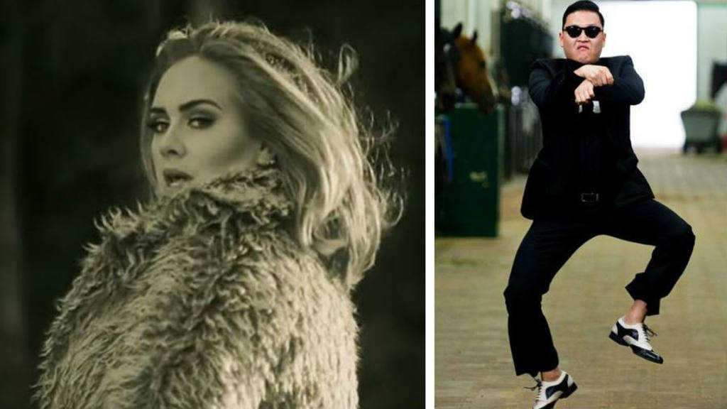 Adele - PSY