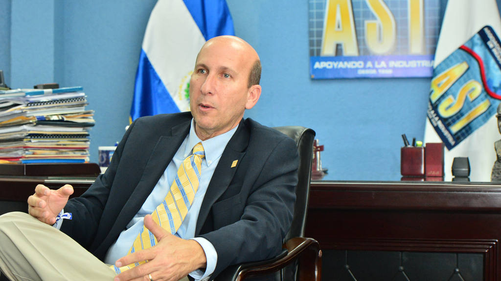 Javier Siman ASI presidente