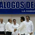 Acuerdo entre Gobierno colombiano y FARC