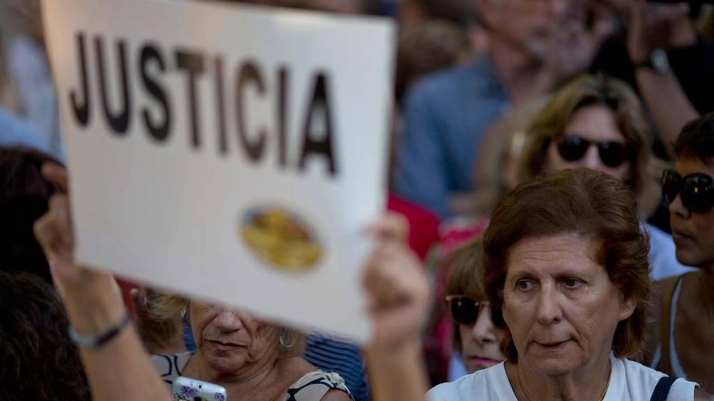 Aniversario Nisman