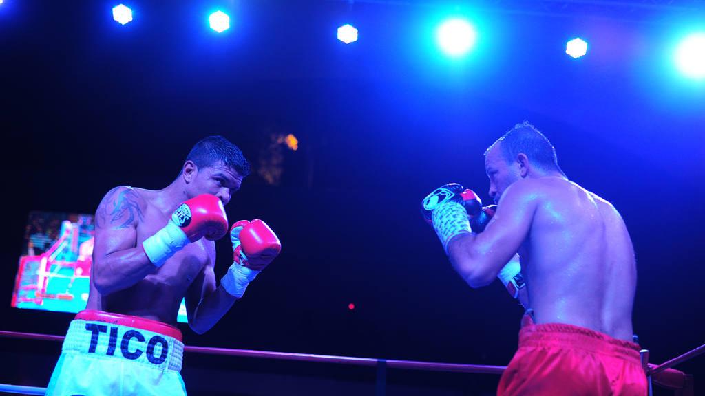 El boxeo internaciona brillo en el CIFCO