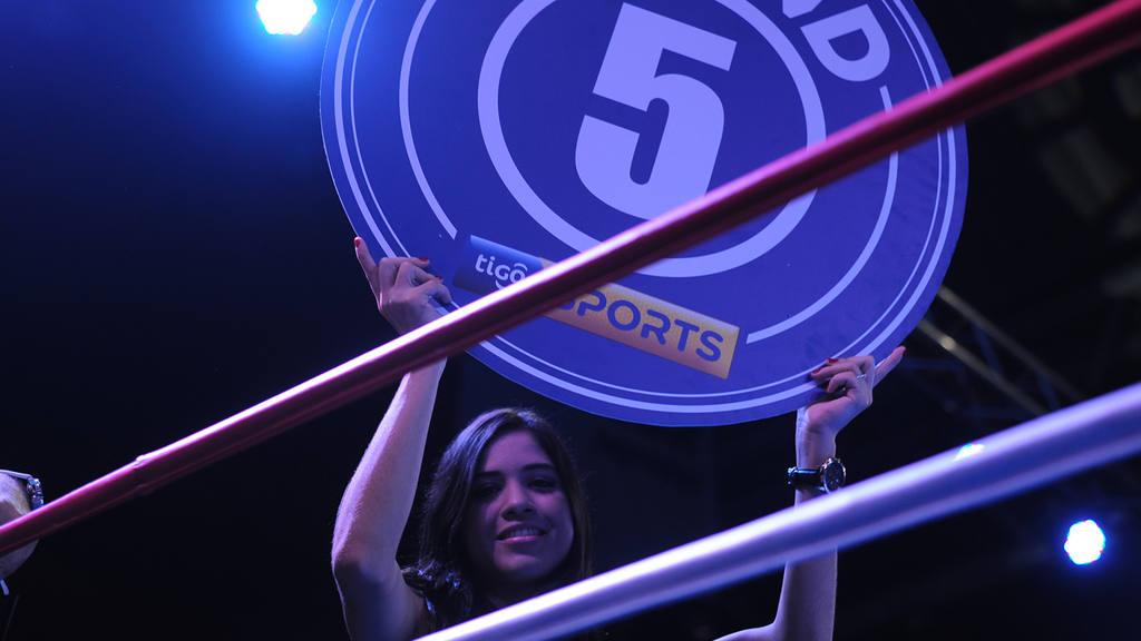 El boxeo internacional brillo en el CIFCO