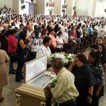 Dan último adiós a Monseñor Urioste