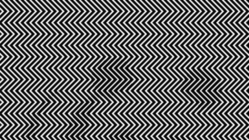 Descubre la imagen que se oculta tras las rayas