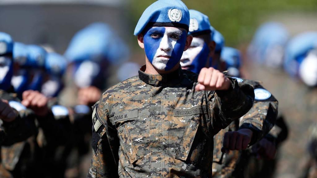 Fuerzas de paz