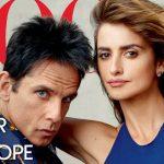 Penélope Cruz y Ben Stiller más juntos que nunca