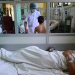 En el Hospital Rosales ha habido un incremento de los pacientes afectados con Guillain Barré.