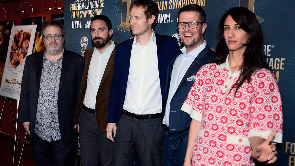 Golden Globe nominated foreign film directors gather for symposium