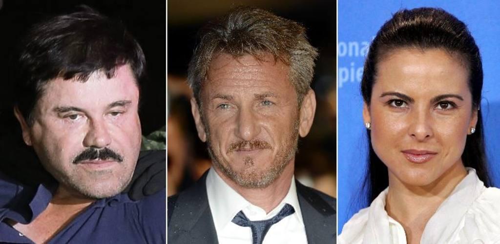 """Dos actores entrevistan a """"El Chapo"""""""