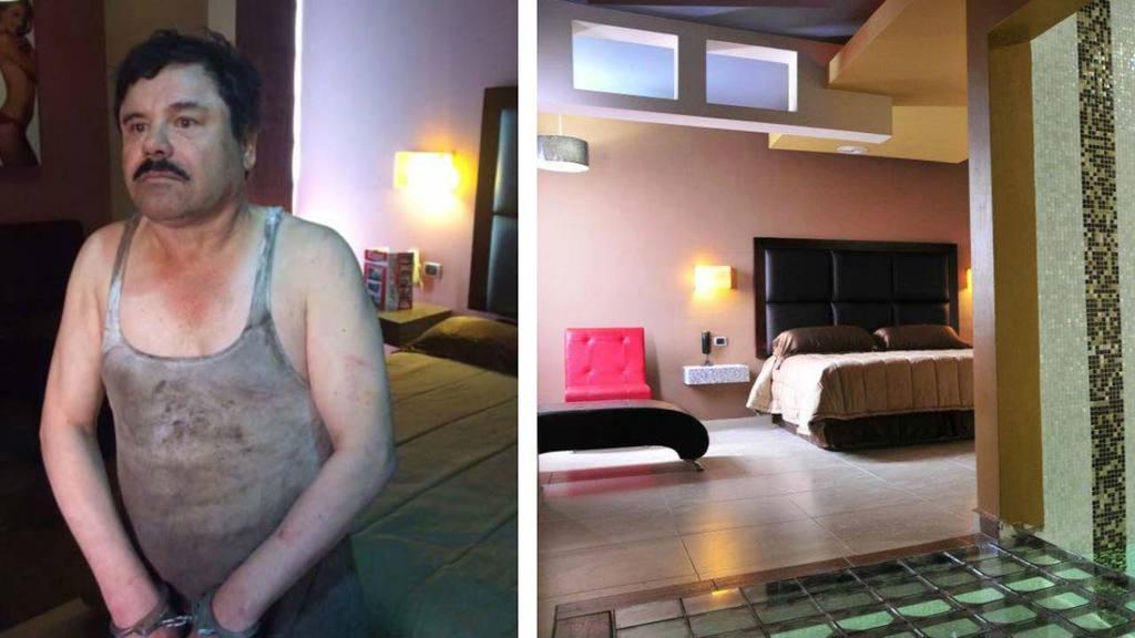 Motel Chapo Guzmán