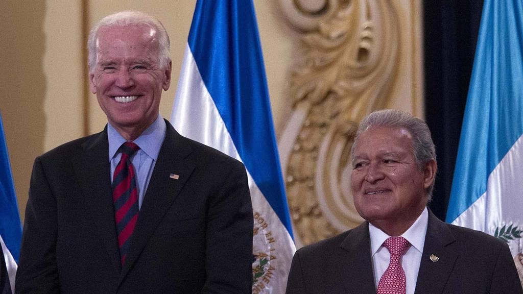 Vicepresidente estadounidense, Joe Biden
