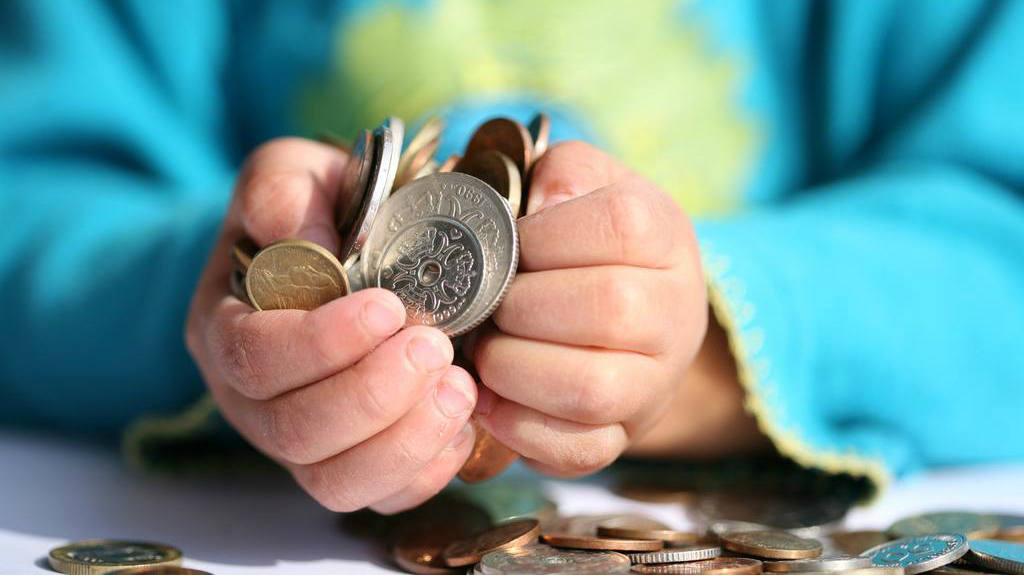 ¿Qué significa el dinero para un niño?