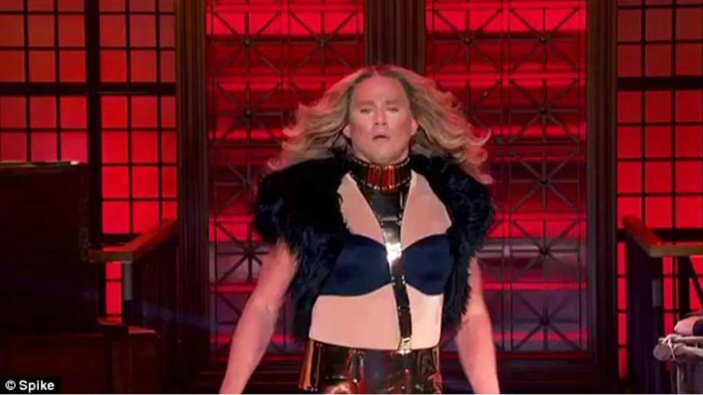 ¿Te imaginas a Channig Tatum bailando como Beyoncé? Míralo aquí