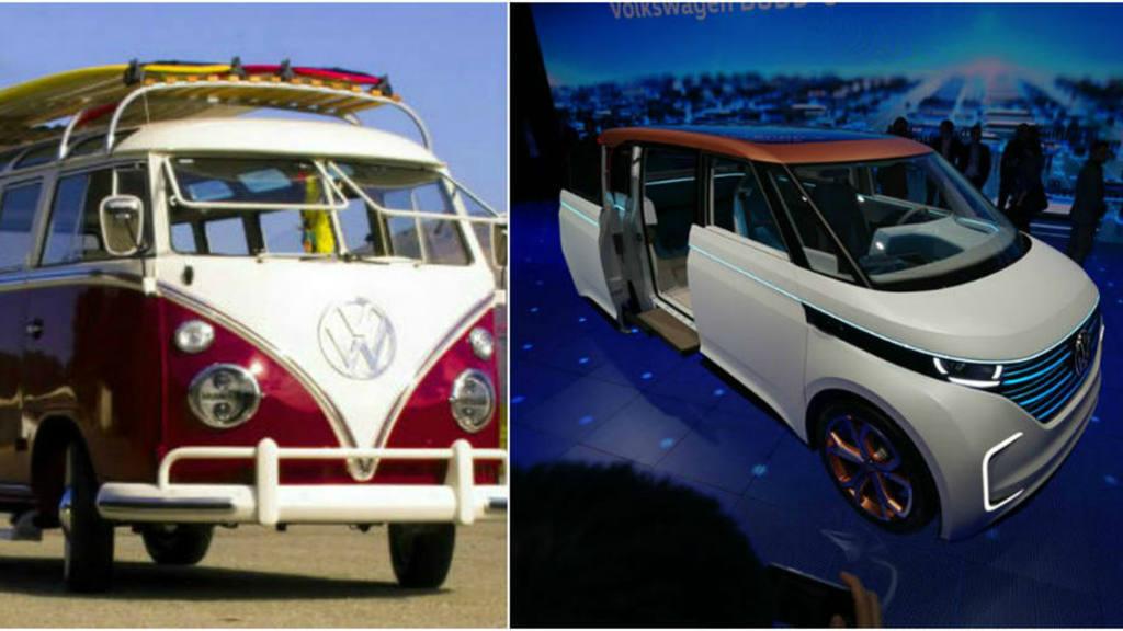 Budd-e,  la nueva Combi de Volkswagen