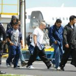 Diputados salvadoreños pedirán a senadores frenar las deportaciones