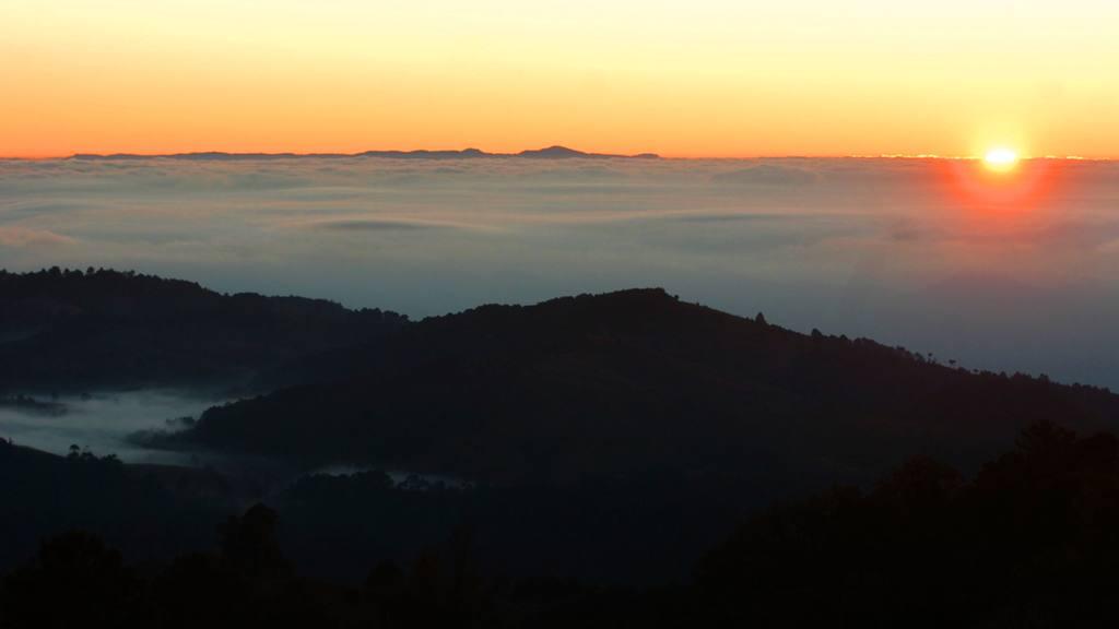 Lugares turisticos en El Salvador en epoca de frío