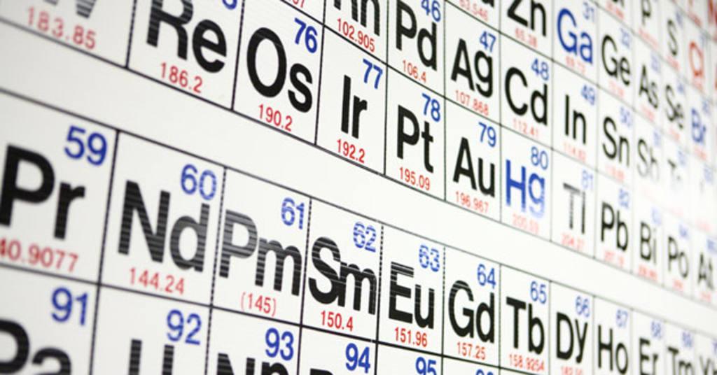 Conozca los 4 elementos nuevos de la tabla peridica elsalvador conozca los 4 elementos nuevos de la tabla peridica urtaz Choice Image