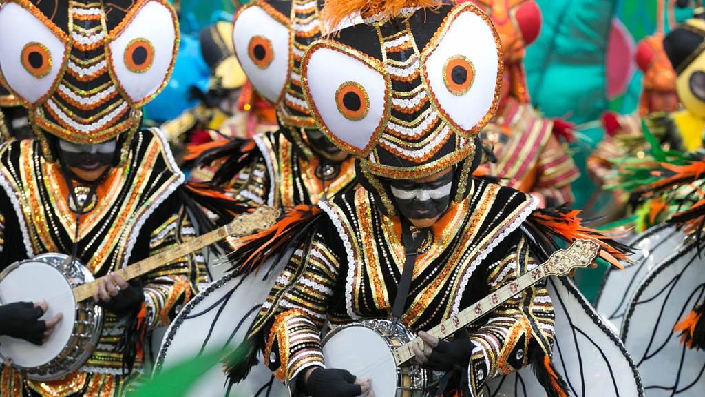 Desfile de Máscaras