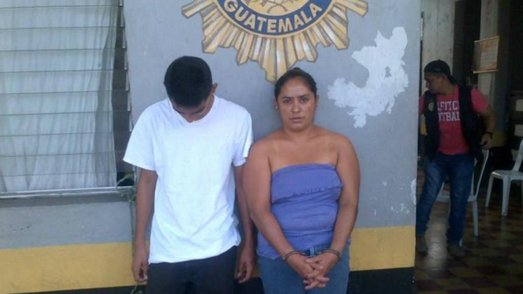 Salvadoreños acusados de matar a hombre en Guatemala