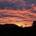 Primer amanecer El Salvador.
