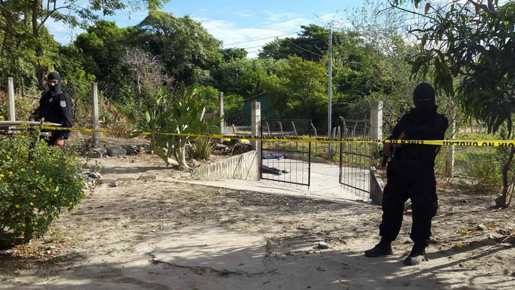 Violento inicio de 2016 en El Salvador