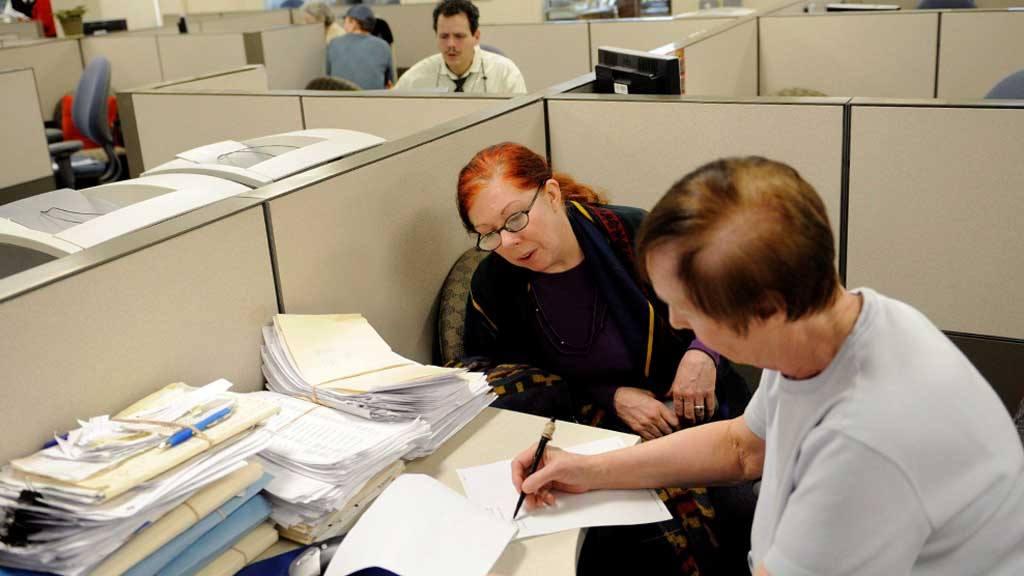 Tasa de desempleo en estados unidos cae a 4 6 en noviembre - Oficina de desempleo ...