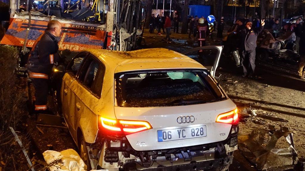 Nuevo atentado sacude Turquía al menos 27 muertos y 75 heridos