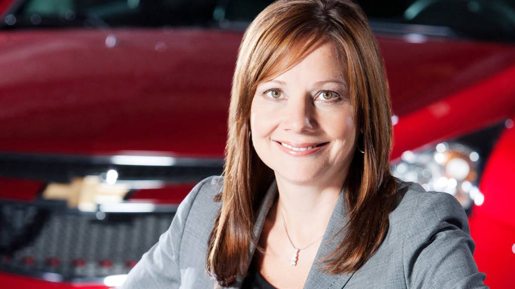 Mary Barra Presidenta de General Motors