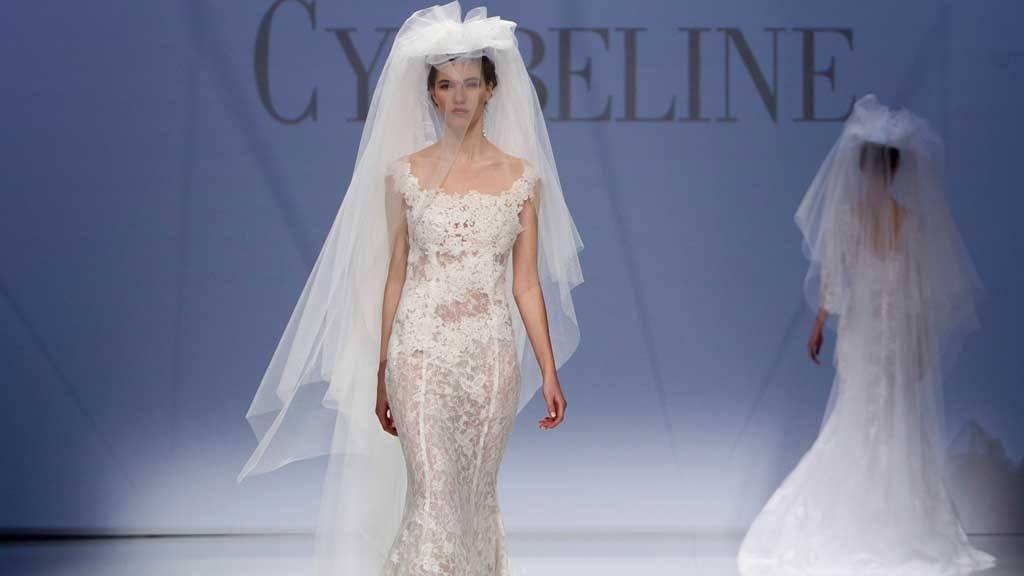 DESFILE DE CYMBELINE EN LA BARCELONA BRIDAL FASHION WEEK