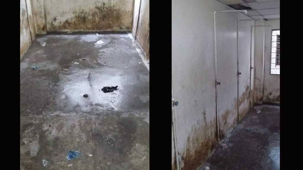 Policías denuncian condiciones insalubres en Subdelegación Centro Histórico