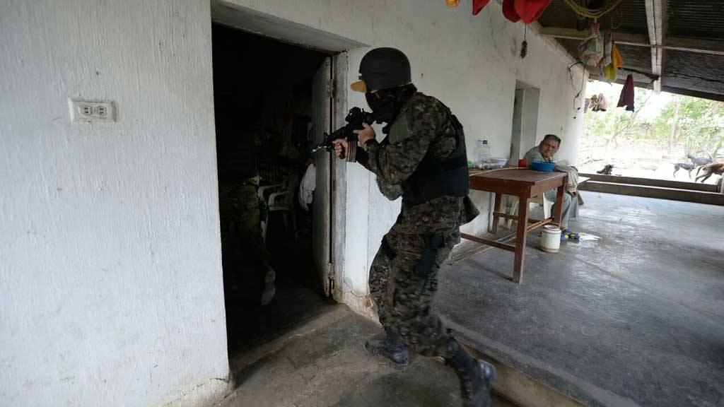 Varios muertos deja enfrentamiento en Rosario de Mora