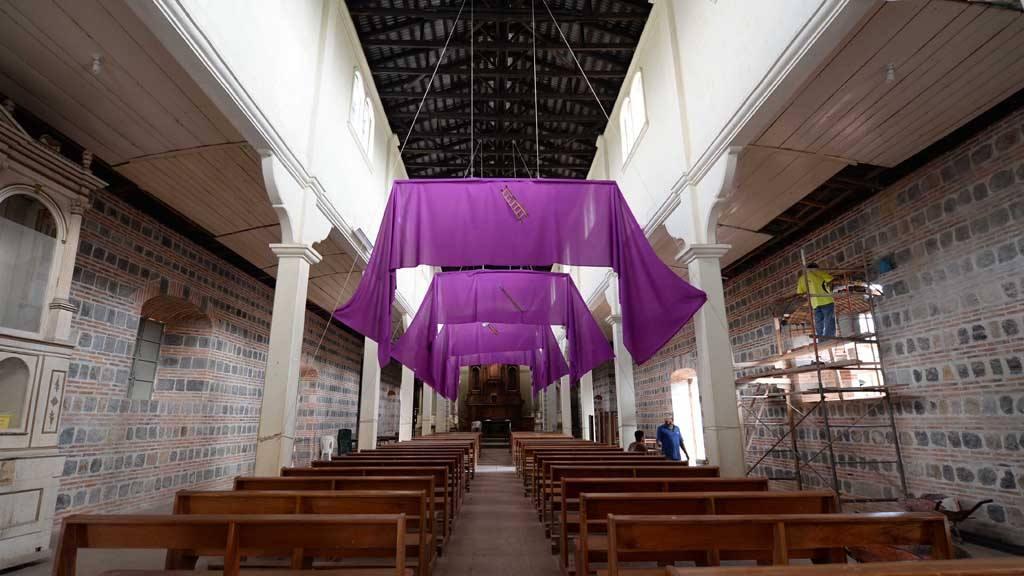 Iglesia de Apastepeque