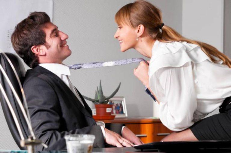 Los romances de oficina: un estudio revela el lado oscuro de estas relaciones