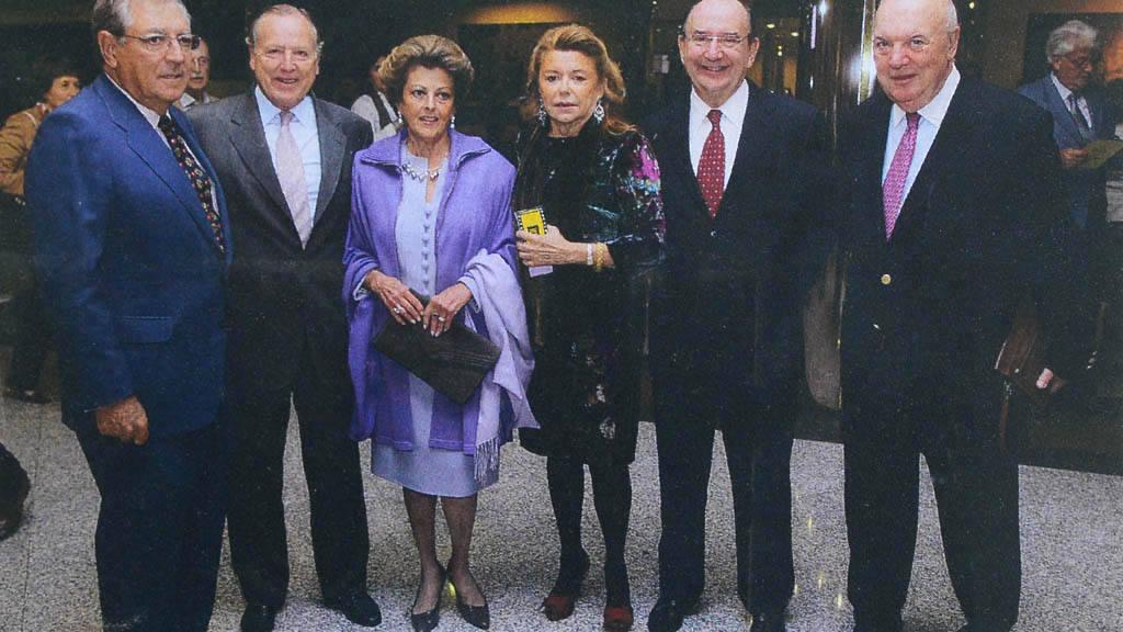 Falleció Doña Felicidad Salazar-Simpson, la fundadora del Colegio Padre Arrupe