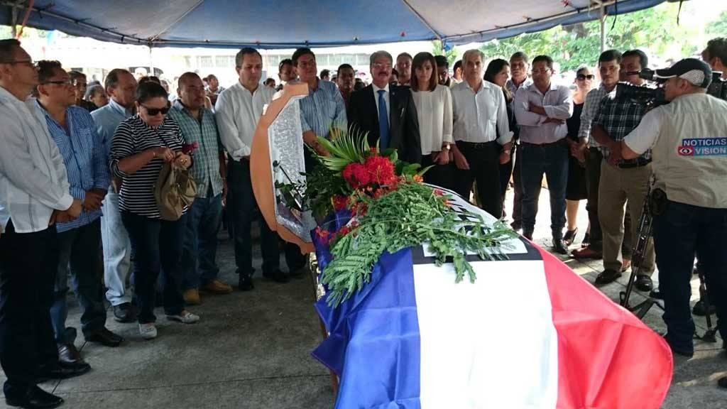 Funeral alcalde