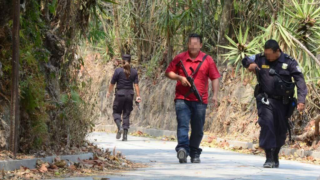 Asesinato policias