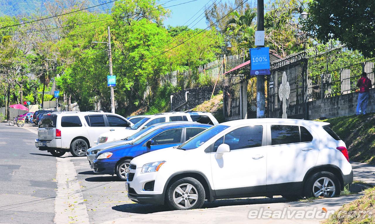 Aumentan los robos de carros en San Salvador | elsalvador.com